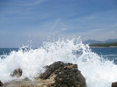Wildes Herz des Meeres