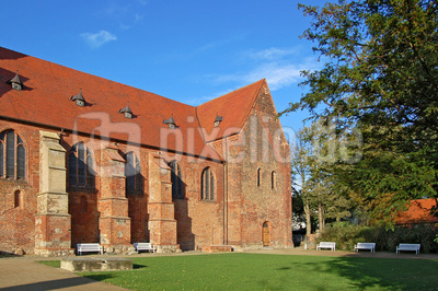 Sankt-Marien-Kirche in Bergen auf Rügen