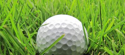 Golfball schmal