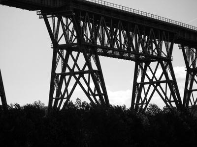 Brücke in sw