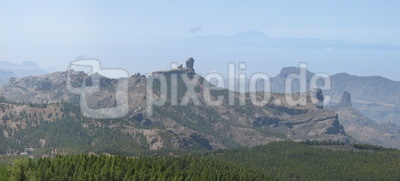 Roque Nublo Panorama