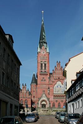 Brüderkirche Altenburg
