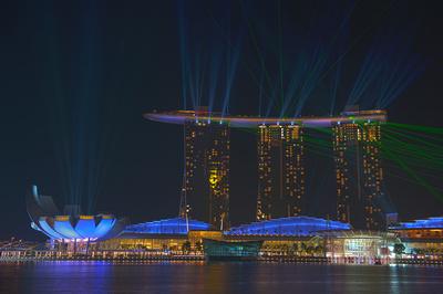 Singapore: Marina Bay Sands [Apr.2011]