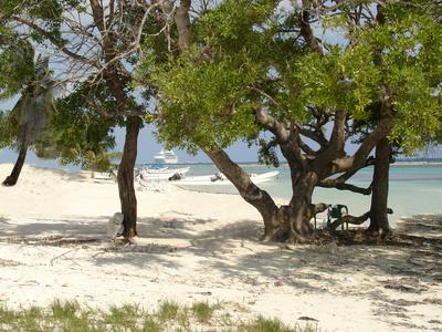 Strandidylle in Mexiko
