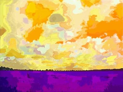 comic landscape