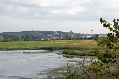 Der Nonnensee bei Bergen auf Rügen