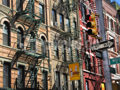 NYC - Im Chinesenviertel