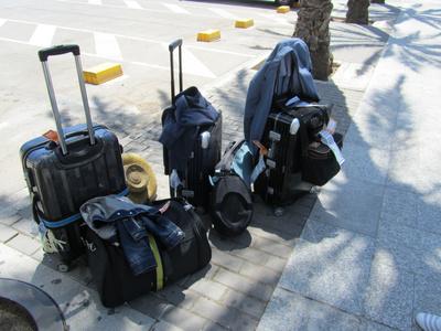 Urlaubsgepäck