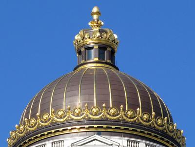 Brüssel, Kuppel des Justizpalastes
