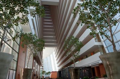 Lobby Tower 3 @ MBS Singapore