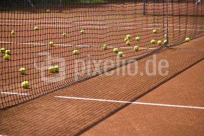 Tennis-Training 1