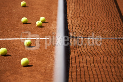 Tennis-Training 3