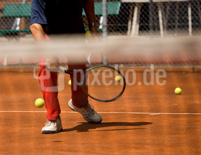 Tennis-Training 7