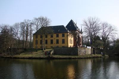 Wasserschloss Burgau zu Düren