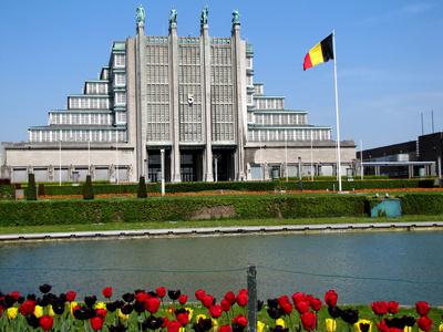 Brüssel, Messehalle Expo 1958