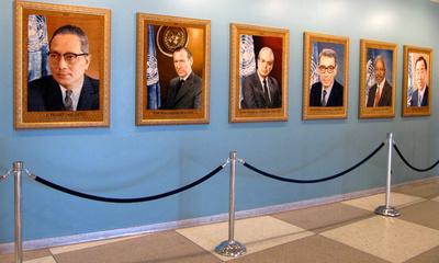 UN-Generalsekretäre