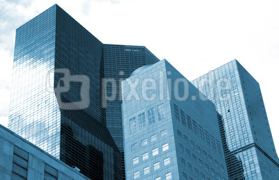 NYC - Manhattan Hochhausfassaden