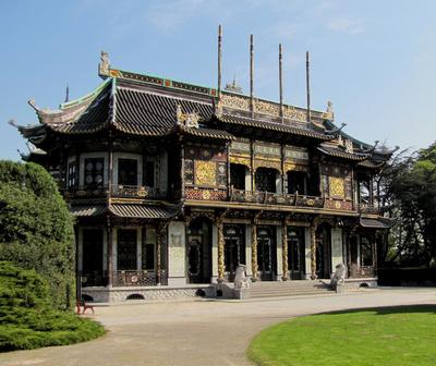 Chinesischer Pavillon (Brüssel)
