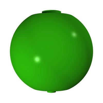 3d apple green 3d apfel grün 3d manzana verde