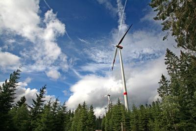 Windenergie im Nordschwarzwald