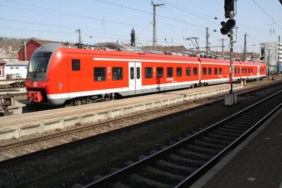 440 311 in Würzburg Hbf