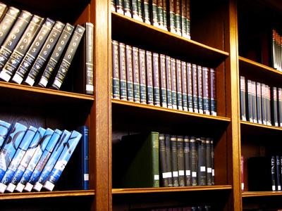 NYC - Public Library Bücherregale