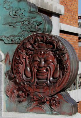 Chinesische Gottheit