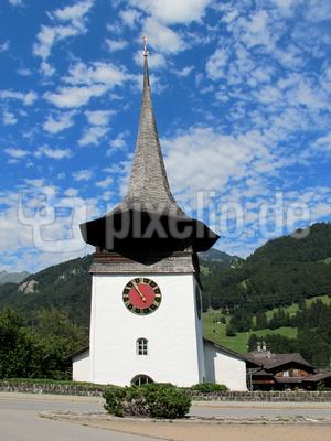 Kirche in Reichenbach