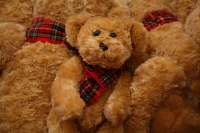 Teddyhaufen