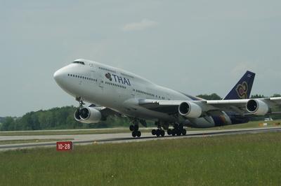 Jumbo Thai Airways