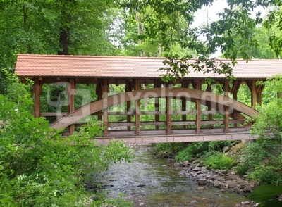 Brücke im Rabenauergrund