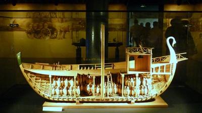 Im Beaujolais-Museum