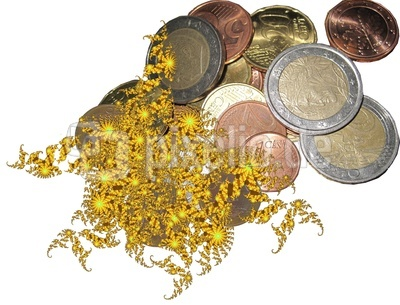 Gold statt Euro
