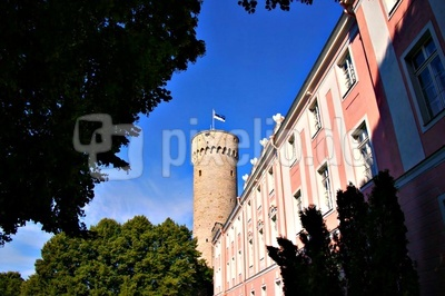 Von der mittelalterlichen Burg auf dem Domberg
