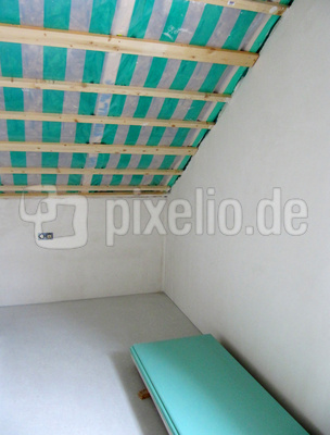 Neubau - Dachisolierung 2