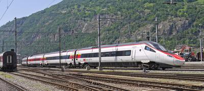 ICE Suisse-Italia