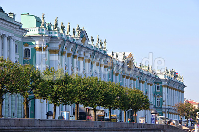 Eremitage in Sankt Petersburg