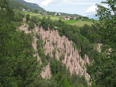 Südtirol – Die Rittner Erdpyramiden