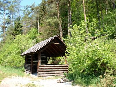 Schutzhütte Unterstand