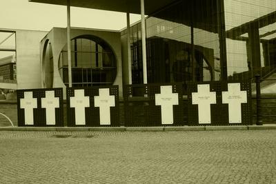 Gedenken an die Opfer