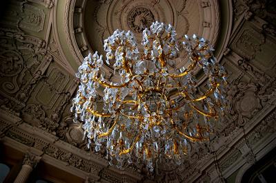 Leuchter im Jussupow-Palast