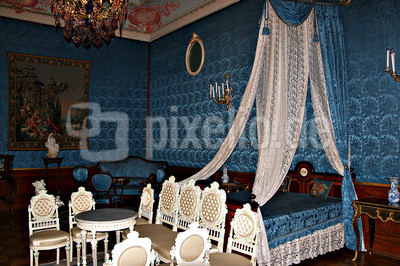 Schlafgemach im Jussupow-Palast