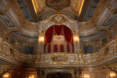 Das Jussupow-Theater