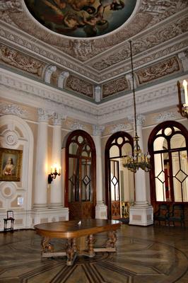 Die Entstehung von St.Petersburg 1