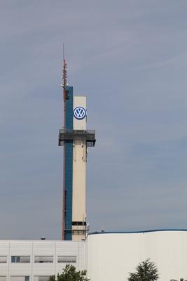Der VW Turm
