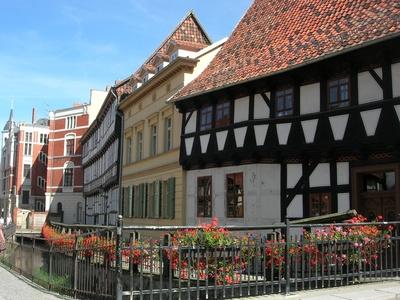 Weltkulturerbestadt Quedlinburg - 3 -