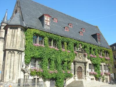 Weltkulturerbestadt Quedlinburg - 4 -