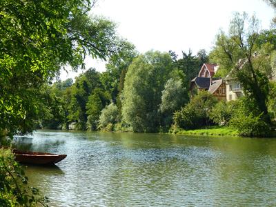 Sommerstimmung am Neckar
