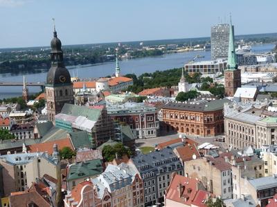 Riga (von Petrikirche) 2