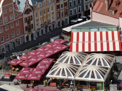 Riga (von Petrikirche) 3